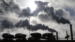 Hiobsbotschaft für den Klimagipfel