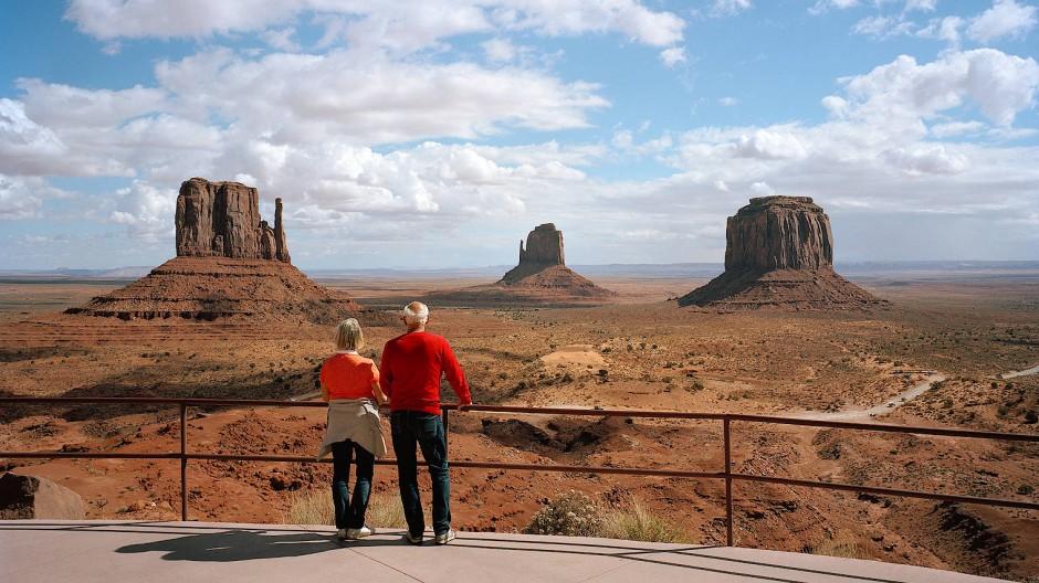Im Westen nichts Neues: Das Monument Valley in der Navajo Nation Reservation ist nicht nur filmisch, sondern auch touristisch längst erschlossen.