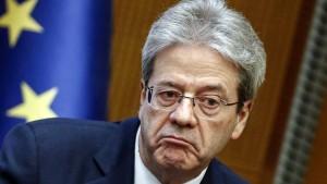 Präsident löst italienisches Parlament auf
