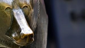 Anleger erleben einen Börsenkrach auf Raten