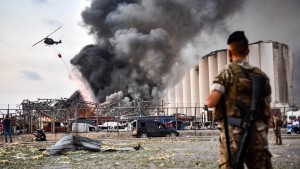 Mehr als 70 Tote und 3000 Verletzte bei Explosion in Beirut
