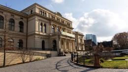 Römerpolitiker gegen Verlagerung des Frankfurter Zoos