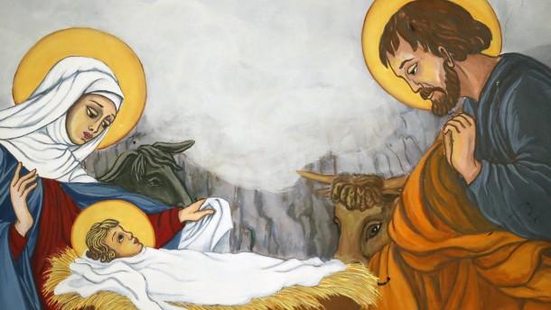 """""""Der erste 'Samenspender' war der Heilige Geist"""""""