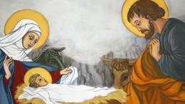 """""""Der erste Samenspender war der Heilige Geist"""""""