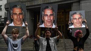 Autopsie bestätigt Suizid von Multimillionär Epstein