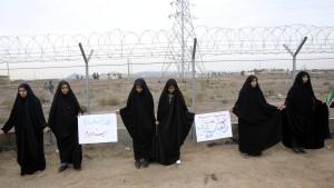 Amerika baut iranische Atomanlage nach