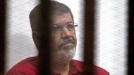Mohammed Mursi im Dezember 2015