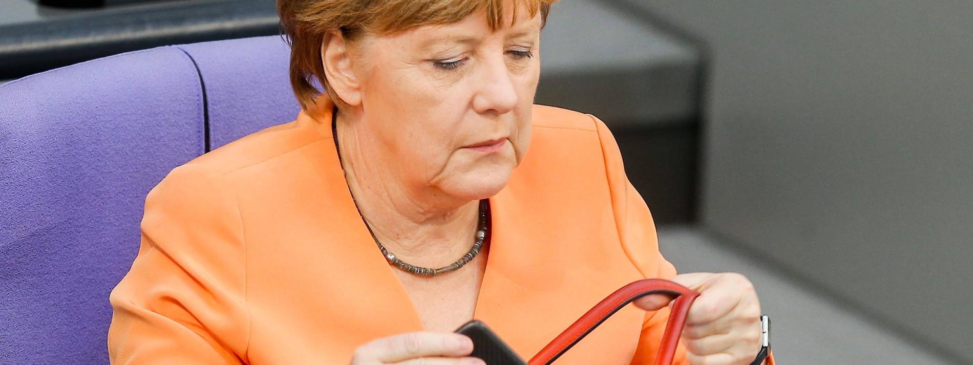 Fragen an Kanzlerin Merkel als letzte Zeugin