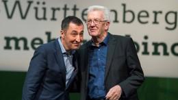 Kretschmann hält Özdemir für kanzlerfähig — und irritiert die Grünen-Spitze