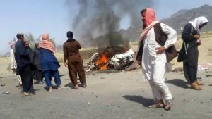 Wie Taliban-Anführer Mansur den Amerikanern in die Falle tappte