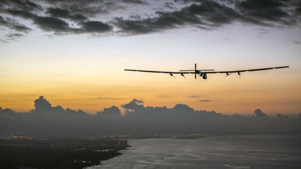Wie sieht ökologische Luftfahrt aus?