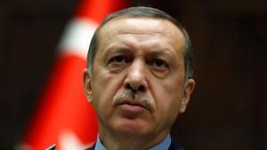"""Erdogan bezeichnet israelische Aktionen als """"inakzeptabel"""""""