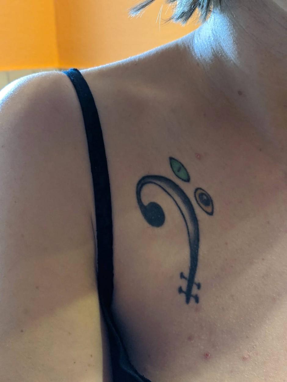 Neuanfang tattoo für Engel Tattoo