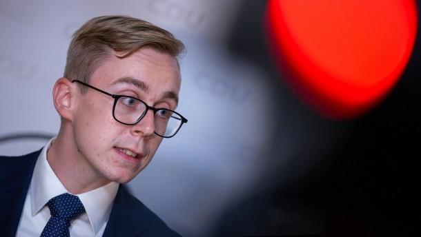 """Grosse-Brömer hält Amthors Reaktion für """"angemessen"""""""