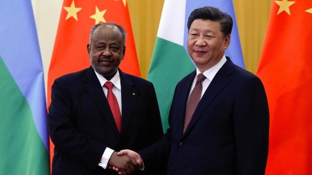 Afrika als Experimentierfeld für Chinas Außenpolitik