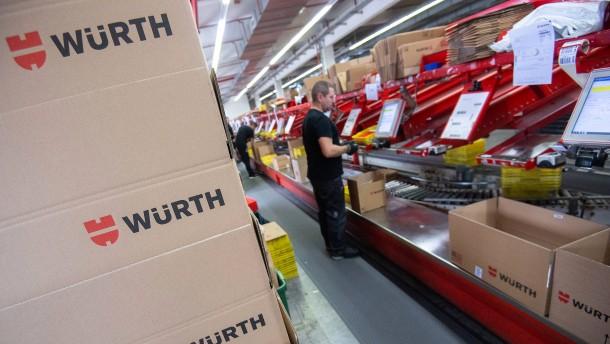 Würth sucht 1500 Verkäufer