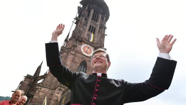 Stephan Burger wird neuer Erzbischof von Freiburg