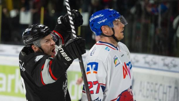 Adler Mannheim verspielen erste Halbfinal-Chance