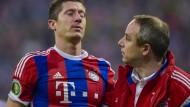 Lewandowski ist bereit für Barcelona