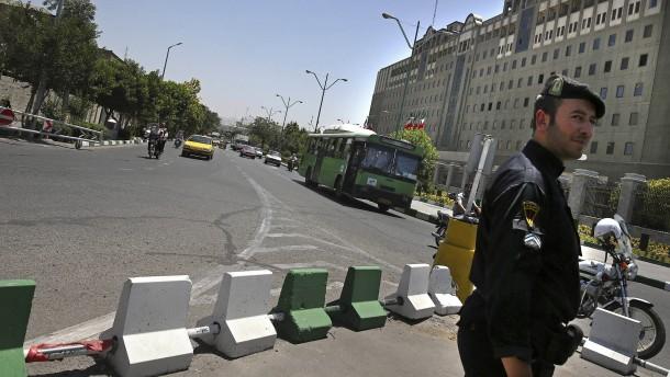 Iran meldet Tötung des Drahtziehers der Anschläge