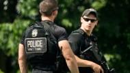 Secret Service schießt Mann nahe des Weißen Hauses nieder
