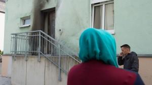Zwei Sprengstoffanschläge in Dresden