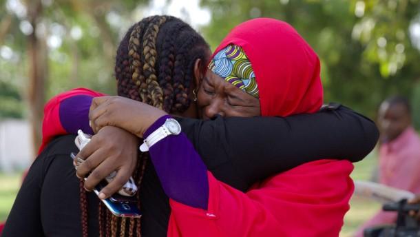 Entführtes Mädchen wieder bei seiner Familie