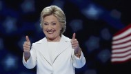 Clinton gegen den Populisten
