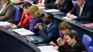 Parlamentarier mit Migrationshintergrund unterrepräsentiert