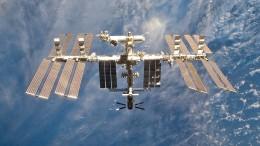 Sojus-Kapsel mit Alexander Gerst erfolgreich an ISS angedockt