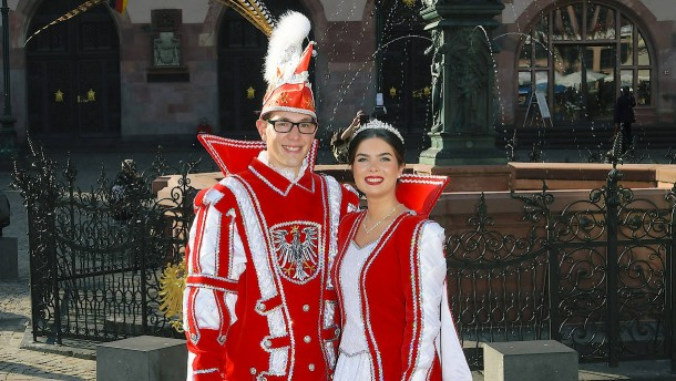 Prinzenpaar geht in die Corona-Verlängerung