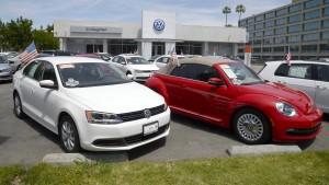 VW verkauft deutlich mehr Autos in Amerika