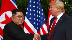 Arbeitet Nordkorea weiter an Atombomben?