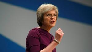Regierung duldet laut Uni nur Briten als Brexit-Berater
