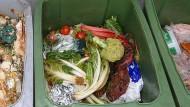 Neun von zehn jüngeren Deutschen werfen Essen weg