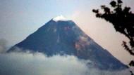 Gewaltiger Vulkan auf den Philippinen steht kurz vor Ausbruch