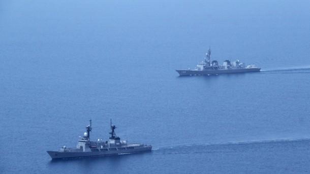 Amerika prüft Entsendung von Kriegsschiffen
