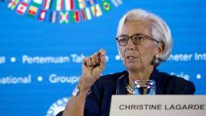 So kontert die IWF-Chefin die Trump-Attacke