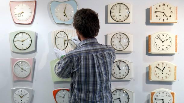 Wenn die Uhren anders gehen
