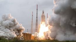 Vier Neue für Galileo