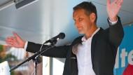 AfD-Mann Höcke löst mit Kritik an Holocaust-Gedenken Empörung aus