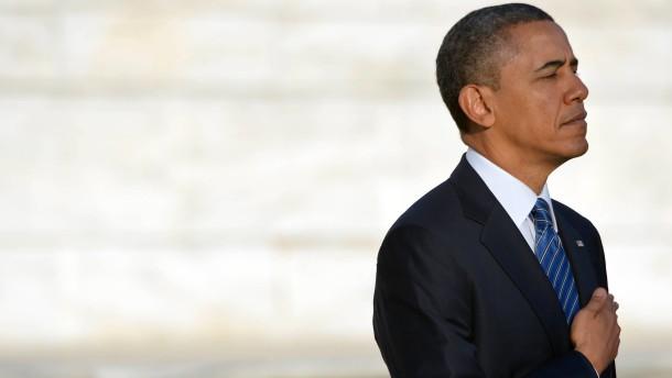 Obamas zweite Chance