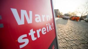 Verdi legt mit Warnstreiks den Nahverkehr in Wiesbaden lahm
