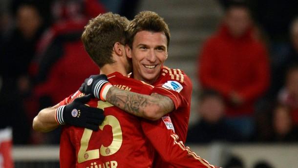 VfB Stuttgart - FC Bayern Muenchen