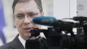 Serbiens Wahlergebnis könnte zur Rückkehr in dunkle Zeiten werden