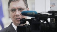 Vucic bleibt wohl Ministerpräsident: Ob die bisherige Koalition fortgesetzt wird, ist noch offen.