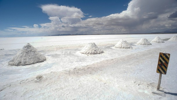 Bolivien will Lithium-Industrie aufbauen