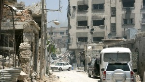 Amerikaner greifen syrische Regierungstruppen an