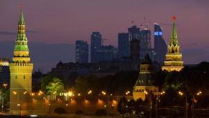 Russland vermeidet die Rezession