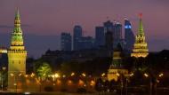 Russland bekommt die Folgen von Ukraine-Krise und Sanktionen zu spüren.